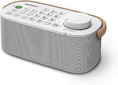 SONY SRS-LSR200 WIRELESS HANDY TV SPEAKER PERSONAL AUDIO SYSTEM -...