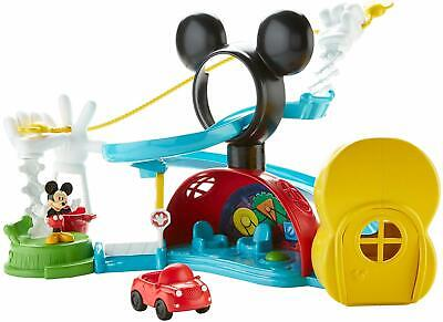 Disney Mickey Mouse Clubhouse Zip Slide Zoom Clubhouse Hot Air Balloon Zip Line