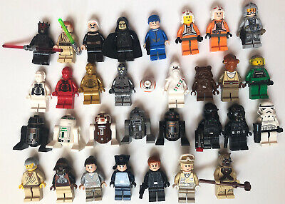 Lego Star Wars Minifigures
