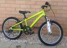 APOLLO RADIUS TORQUE Kids 7speed Mountain bike Morphett Vale Morphett Vale Area Preview