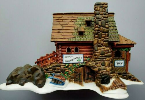 Department 56 New England- Semple