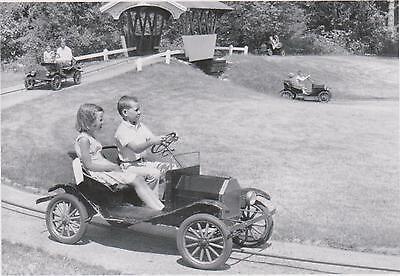 """Occasion, *Postcard-""""The Antique Cars"""" (Original Cars) -Classic @ Story Land (A96-2) d'occasion  Expédié en Belgium"""