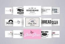 Beautiful Graphic & Web Design. $100 Logos, $400 Websites Darlinghurst Inner Sydney Preview