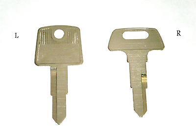Honda Motorcycle Rebel Key Blank 1985 1986 1987 1988 1989 1990 1991