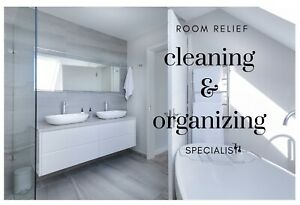 Room Relief Cleaning & Organizing