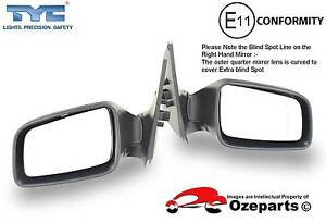Holden Astra TS 98~05 3/4/5 Door LH+Door Mirror Assembly Electric Dandenong Greater Dandenong Preview