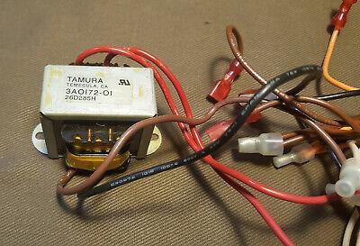 Transformer Wiring Harness - Hoshizaki Ice Machine Km-150baf Tamura 3a0172-01