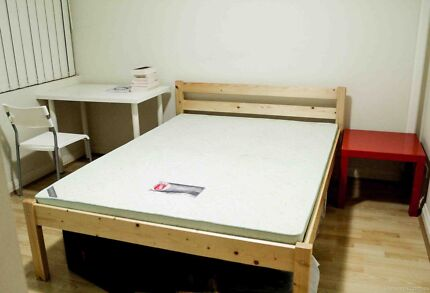 Double Bed + matching mattress Eastwood Ryde Area Preview