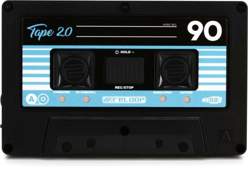 Reloop TAPE 2 Portable Mixtape Recorder