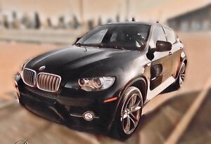 2009 BMW X6 X-Drive 50i Twin Turbo w Nav/Bluetooth
