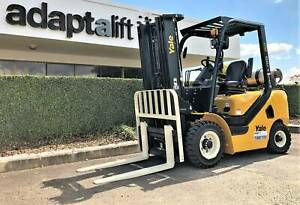 Cheap Forklift Hire - Flexible Terms Springvale Greater Dandenong Preview