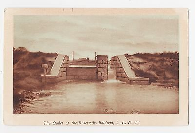 Baldwin,Long Island,New York,Reservoir Outlet,Nassau County,Used,1949