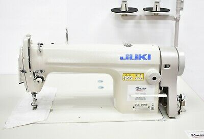 Juki 8100E Lockstitch Industrial Sewing Machine, Brand New
