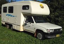 Motorhome Toyota 2001 Trundle Parkes Area Preview