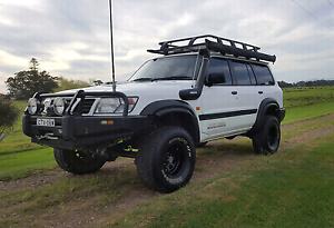 Nissan patrol gu st turbo diesel Kempsey Kempsey Area Preview