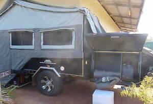 Jawa Off Road Heavy Duty Camper Trailer Kununurra East Kimberley Area Preview