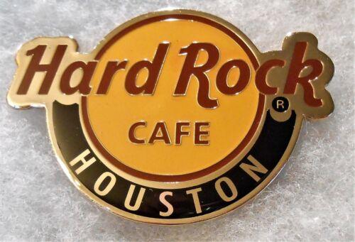 HARD ROCK CAFE HOUSTON CLASSIC LOGO MAGNET