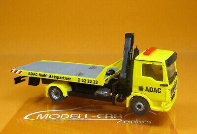 Abschleppwagen MAN TGL Euro 6 ADAC 1:87/_NEU//OVP Wiking 063607
