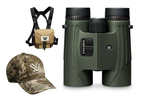 Vortex Optics Fury HD 5000 Laser Rangefinder Binocular w/ Free Vortex Hat