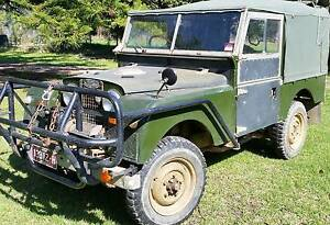 1958 Land Rover Series 1 Diesel RARE Eagle Point East Gippsland Preview