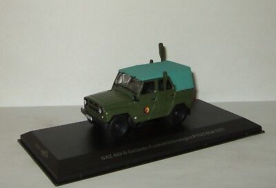 Used, russian soviet Uaz 469 Delände Funkstreifenwagen R1125 IST Cars & Co 1:43 CCC079 for sale  Shipping to United States