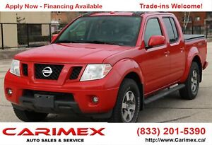 2010 Nissan Frontier PRO-4X ONLY 87K | MINT CONDITION | CERTI...