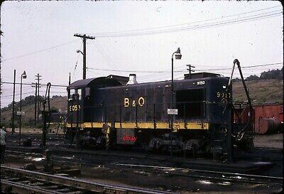 JB B&O 9050 - Original Slide - New Castle, PA
