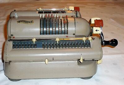 In Alte Mechanische Rechenmaschine Melitta Novel Design;