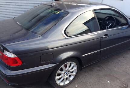 BMW E46 2005 COUPE 2.2L 5SP AUTO | M54 ENGINE - S #B1050 WRECKING Bankstown Bankstown Area Preview