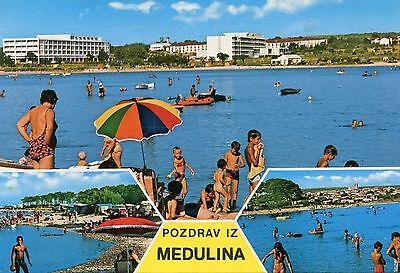 Alte Postkarte - Pozdrav iz Medulina