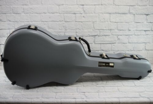 Calton Dreadnought Case- Grey- Brand New