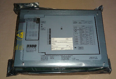 Bentley Nevada 330035-02-01-00-00-00 Six Channel Temp. Monitor 81672-01 3300