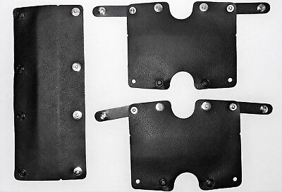 Ophthalmoscope Keeler All Pupil Replacement Leather Padding Set Of 3