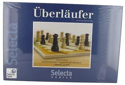 Selecta Nobile Überläufer, Brettspiel für 2 Personen, UVP € 39,99