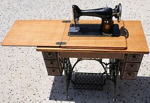 1949 Singer Treadle sewing machine Maroochy River Maroochydore Area Preview