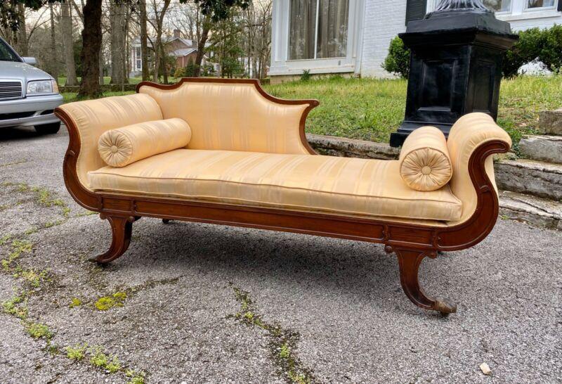 Regency Recamier / Chaise