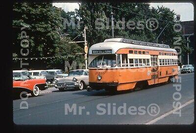 Duplicate Slide Streetcar/Tram:  MTA Boston PCC 3210 Action