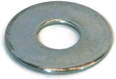 Flat Washers Grade A Zinc Plated USS - 3/8