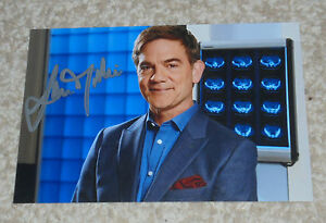 JOHN MINCIE- CORONATION ST / CASULTY .  - POSTCARD PHOTO  SIGNED .