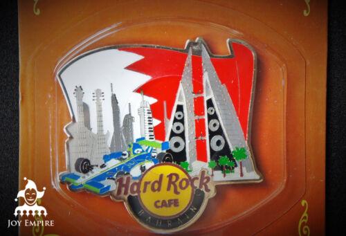 Hard Rock Cafe Bahrain Alternative Magnet 2017