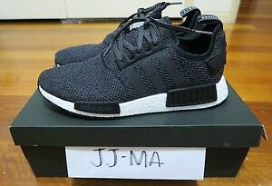 NEW ADIDAS NMD R1 BLACK REFLECTIVE FOOTLOCKER SZ US 12 DEAD STOCK Chadstone Monash Area Preview