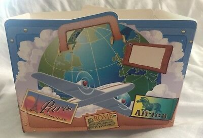 Travel Theme Decoration Gift Box Party Wedding Anniversary DIY 2-Sizes 40-Avail - Travel Themed Party Decorations