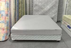 TODAY DELIVERY Queen Ensemble bed & COMFORTABLE mattress Belmont Belmont Area Preview