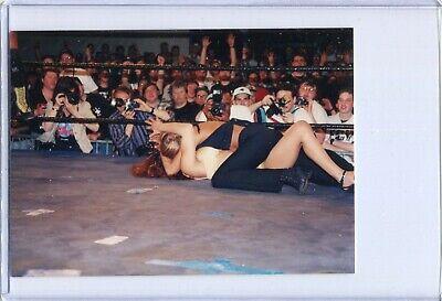 - Beulah McGillicutty ORIGINAL ECW WRESTLING PHOTO WWE ROH ECW WCW