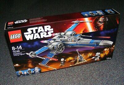 STAR WARS LEGO 75149 RESISTANCE X-WING FIGHTER B-STOCK BRAND NEW SEALED BNIB