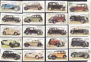 Taddy Cigarette Cards