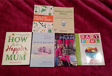 Bulk lot of baby/parenting books Sassafras Yarra Ranges Preview