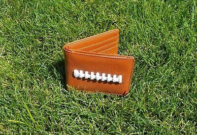Football Leather Bi-Fold Wallet, Best Football