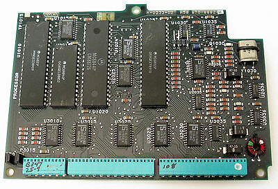 Tektronix 670-8882-00 Board A58 Processor 494ap Working 90 Days Warranty