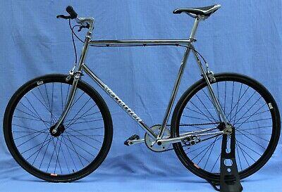 Specialized Custom Chrome City/Track Bike